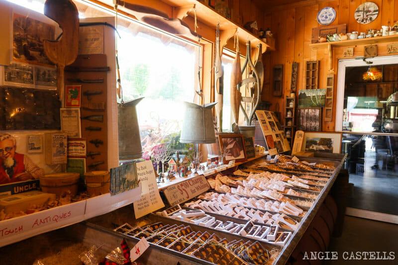 Stowe Maple Company, para comprar maple syrup en Vermont