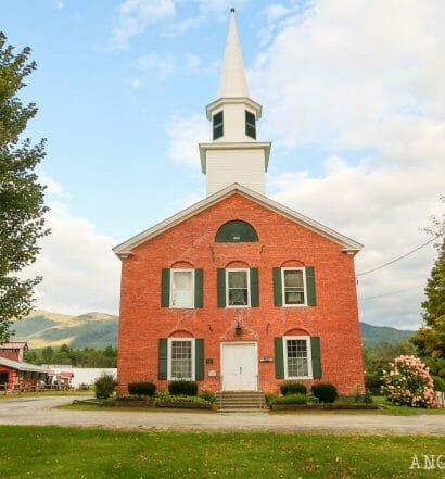 Ruta por Vermont - Qué ver en 4 días en el estado de New England