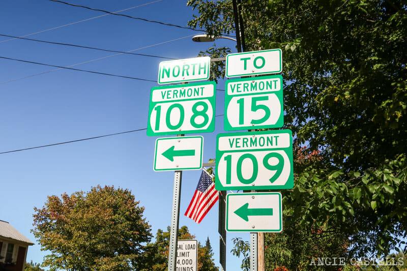 Road trip por Vermont, qué ver en 4 días