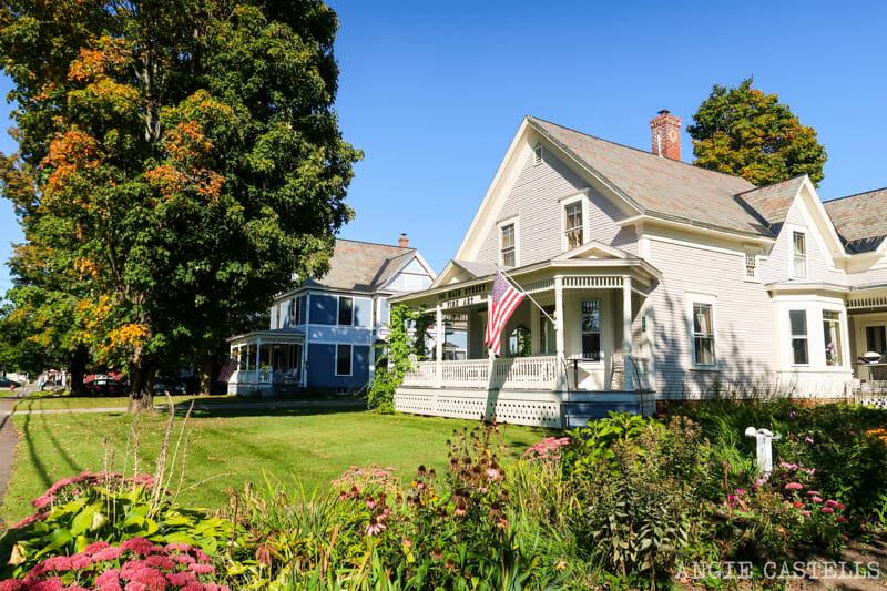 Qué ver en Vermont - El pueblo de Jeffersonville