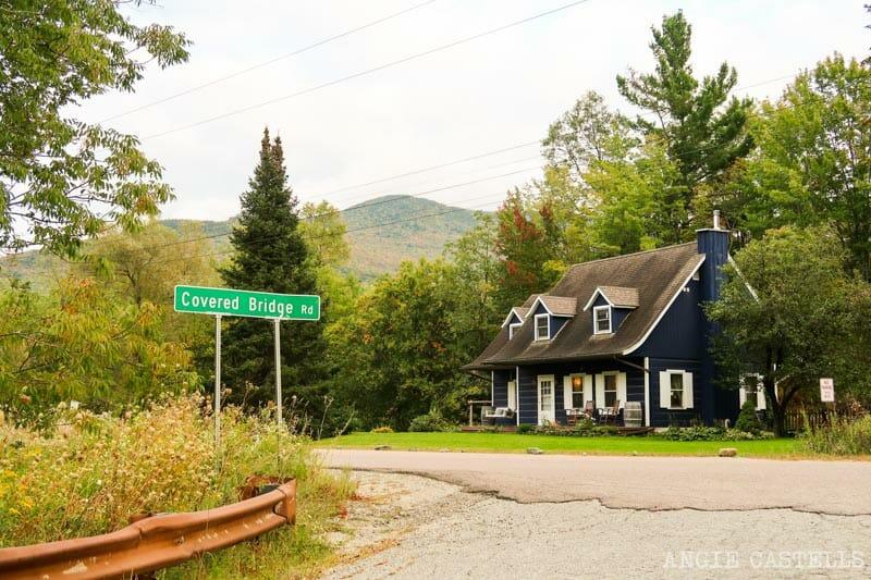 Cómo organizar una ruta por Vermont