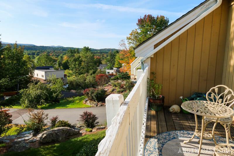 Dónde dormir en Vermont - Resort de montaña en Stowe