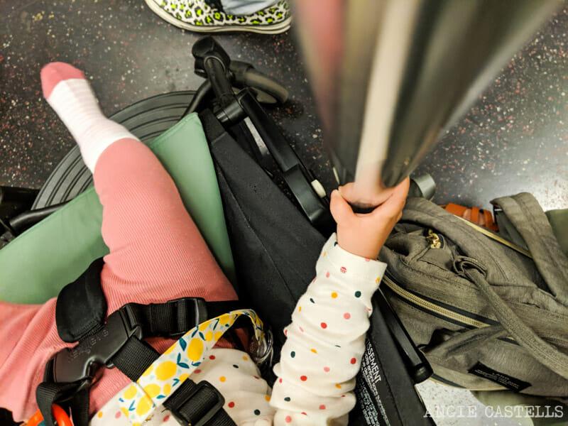 Moverte por Nueva York con niños - Cómo usar el metro