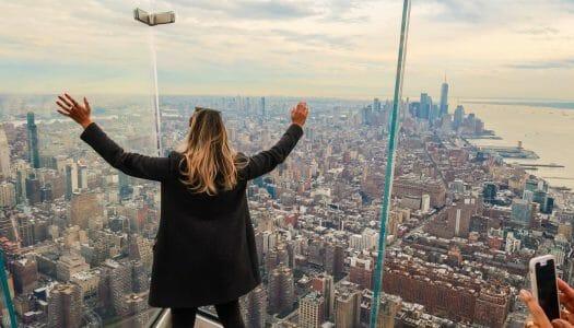 Subir al Edge, el nuevo observatorio de Nueva York