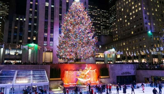 Los 10 árboles de Navidad más bonitos de Nueva York