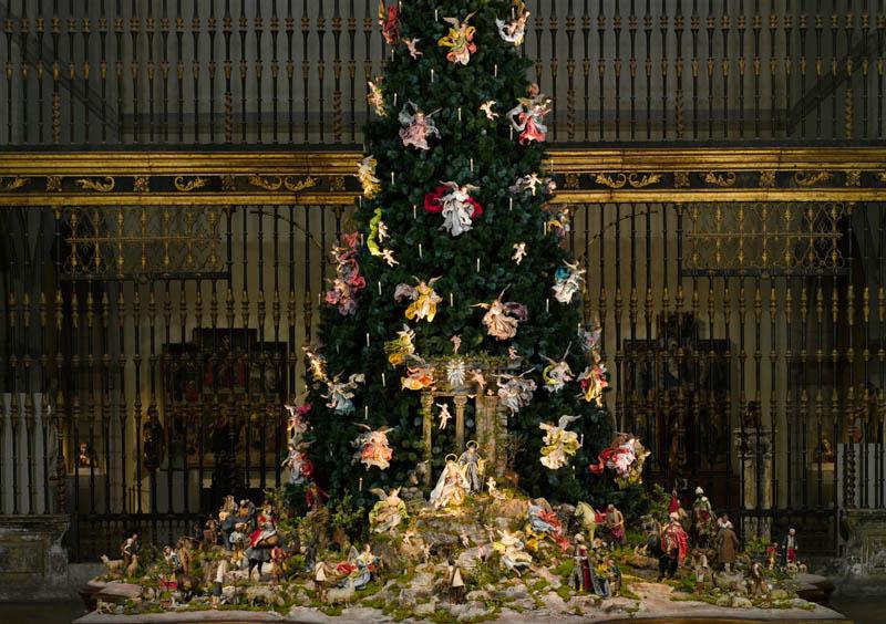 El árbol de Navidad del Museo Met en Nueva York-1