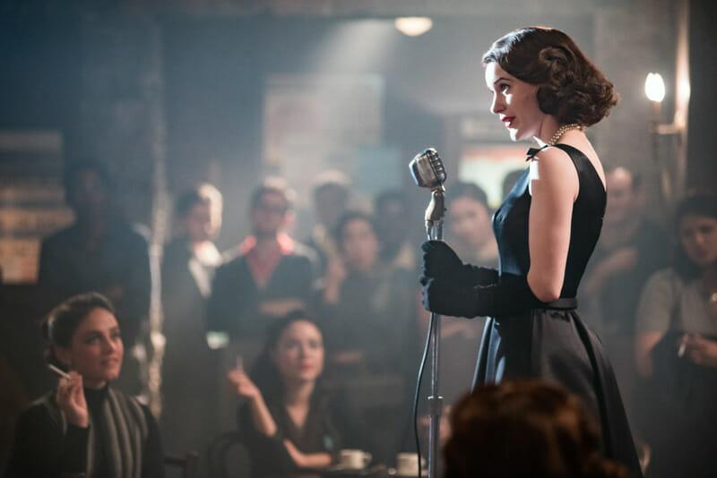 The Gaslight Cafe, el club de The Marvelous Mrs Maisel en Nueva York