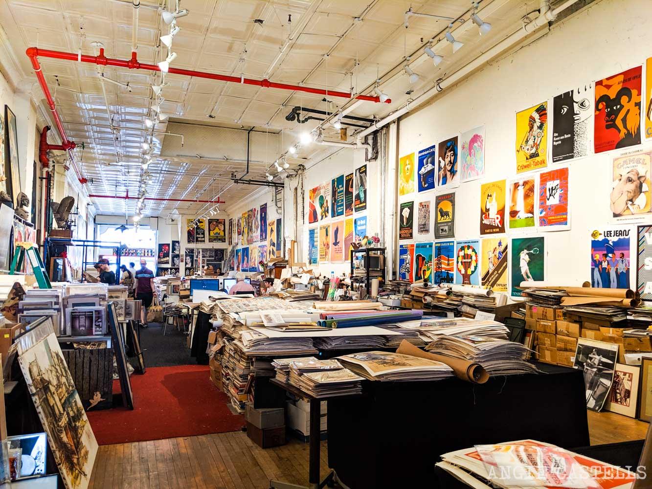 Tiendas de Nueva York para regalos - Philip Williams Tribeca