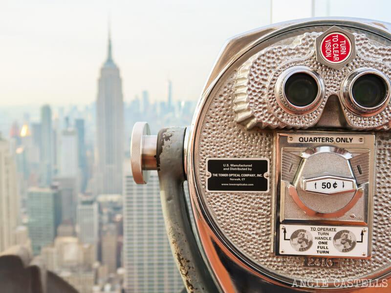 Cómo visitar el observatorio del Top of the Rock, en Nueva York