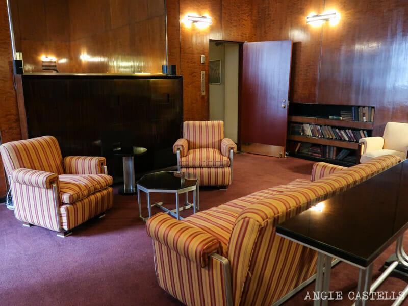 La Roxy Suite, el apartamento secreto el Radio City Music Hall