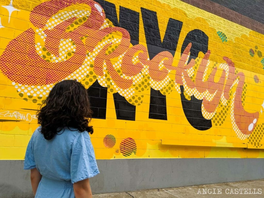 Cosas que aprendes al vivir en Nueva York - Brooklyn
