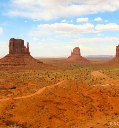 Guía para visitar Monument Valley en una ruta por la Costa Oeste