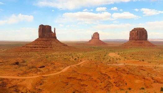 Guía para visitar Monument Valley por tu cuenta