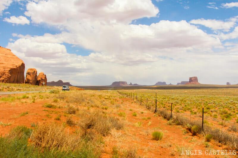 Cómo llegar a Monument Valley, en la Costa Oeste de Estados Unidos