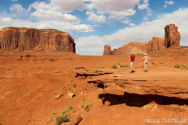 Paisajes de Monument Valley, uno de los lugares mas espectaculares de Estados Unidos