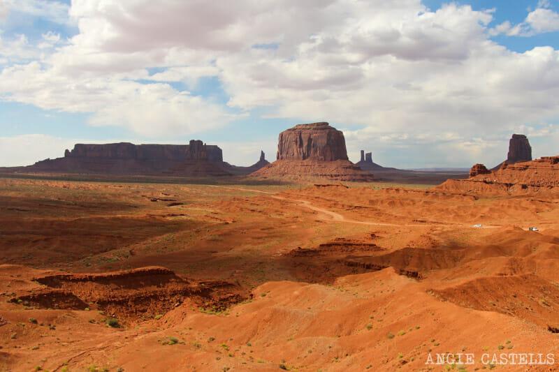 Recorrer Monument Valley en tu ruta por la Costa Oeste