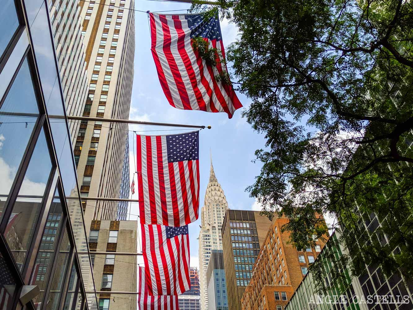Qué hacer en Nueva York en 7 días - Chrysler Building