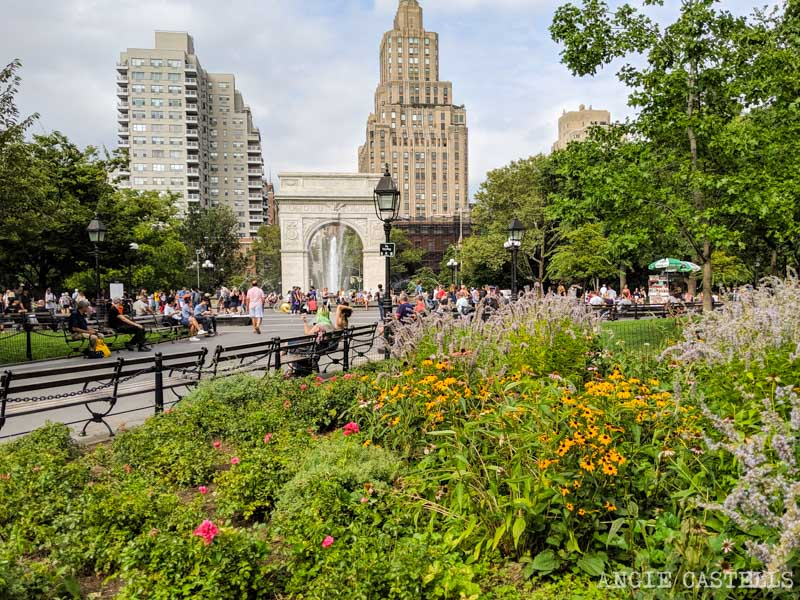 Qué ver en Nueva York en 7 días - Washigton Square