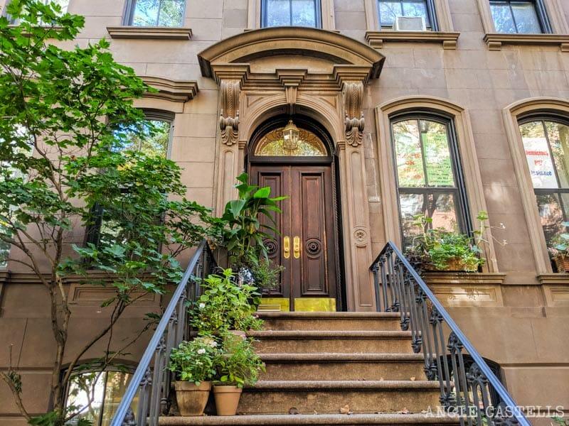Ruta por Nueva York de una semana - Casa de Carrie en Sexo en Nueva York