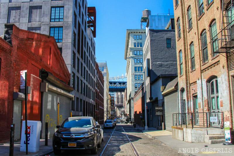 Qué ver y hacer en Dumbo, Brooklyn