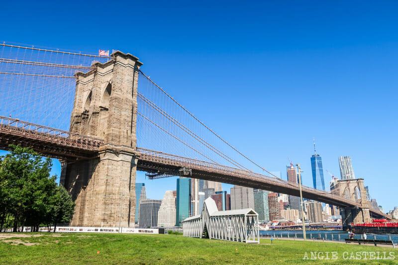 Guía de Dumbo, Brooklyn - El Brooklyn Bridge