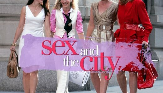 10 escenarios de Sexo en Nueva York