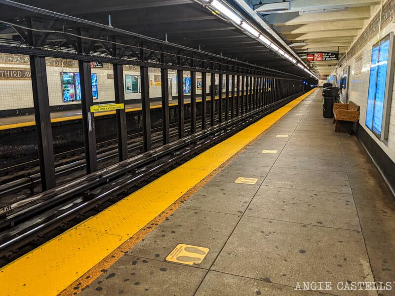 Cuándo se podra viajar a Nueva York con el coronavirus - Metro de Nueva York 800-1