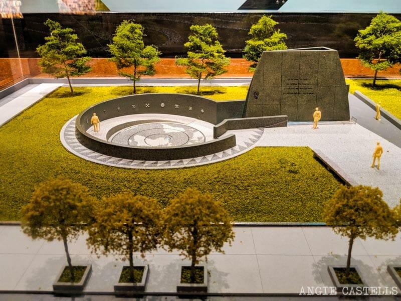 El monumento African Burial Ground, cementerio afroamericano en Nueva York