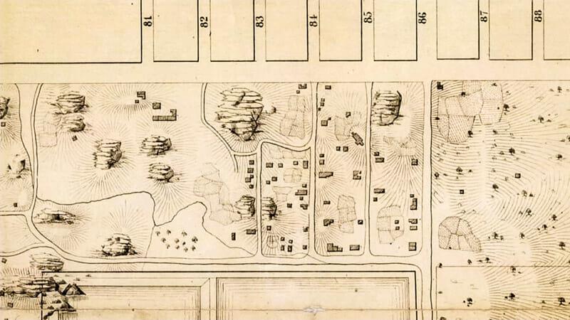 Seneca Village, el pueblo afroamericano debajo de Central Park