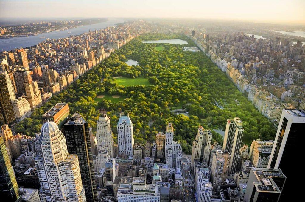 Qué ver en Central Park - Rutas a pie y en bicicleta por el parque