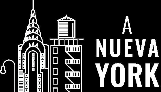 A Nueva York - Guía de Nueva York - Logo Blanco