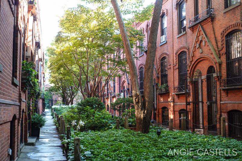 Las calles secretas de Nueva York - Warren Place Cobble Hill