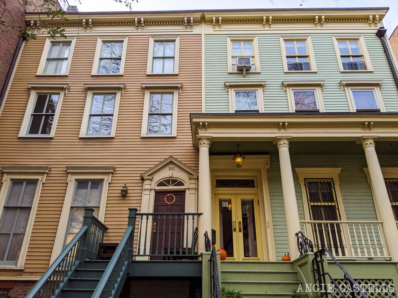 Barrios de Brooklyn - Clinton Hill y Fort Greene