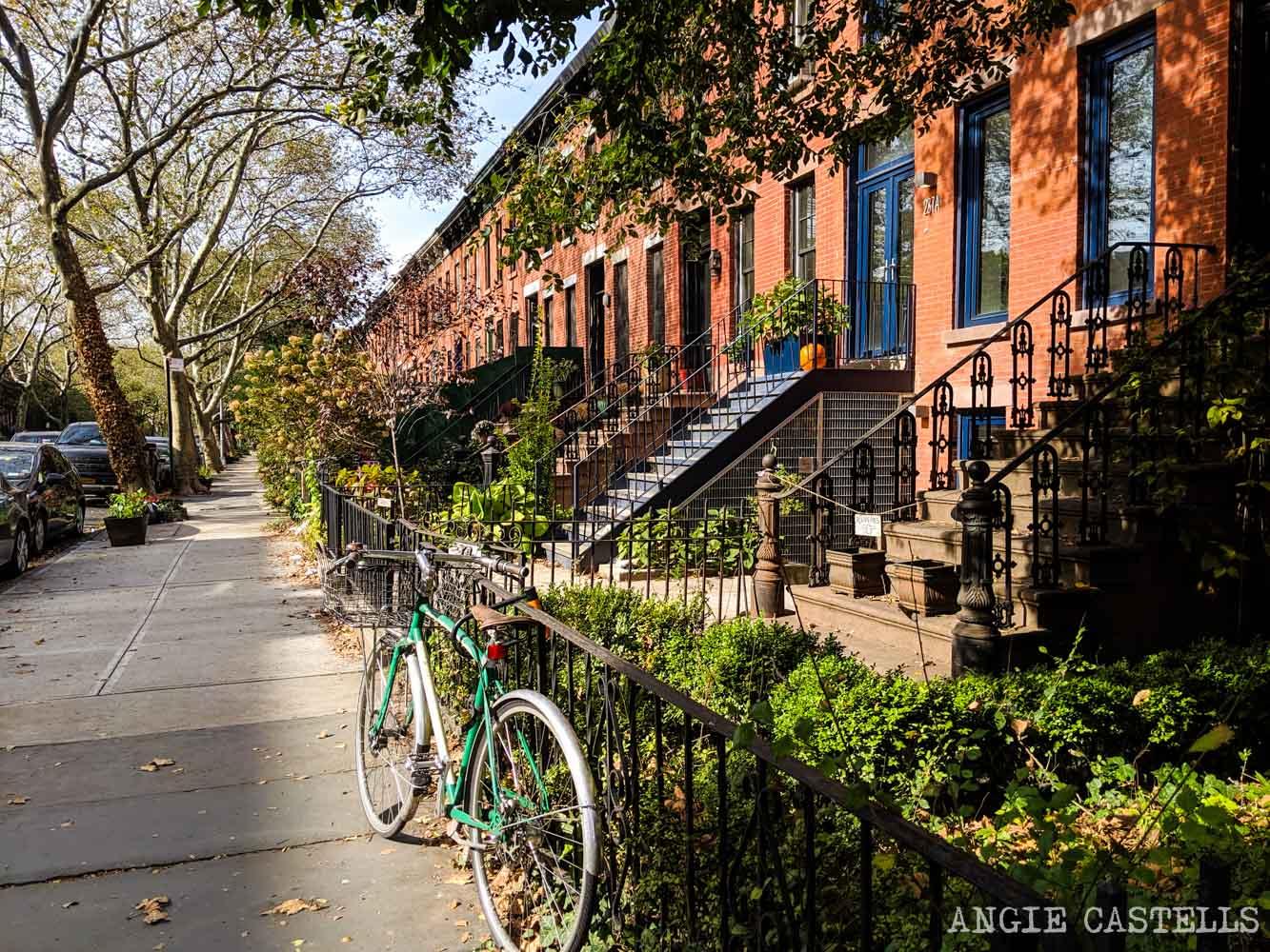 Qué ver en Brooklyn - Calles de Boerum Hill