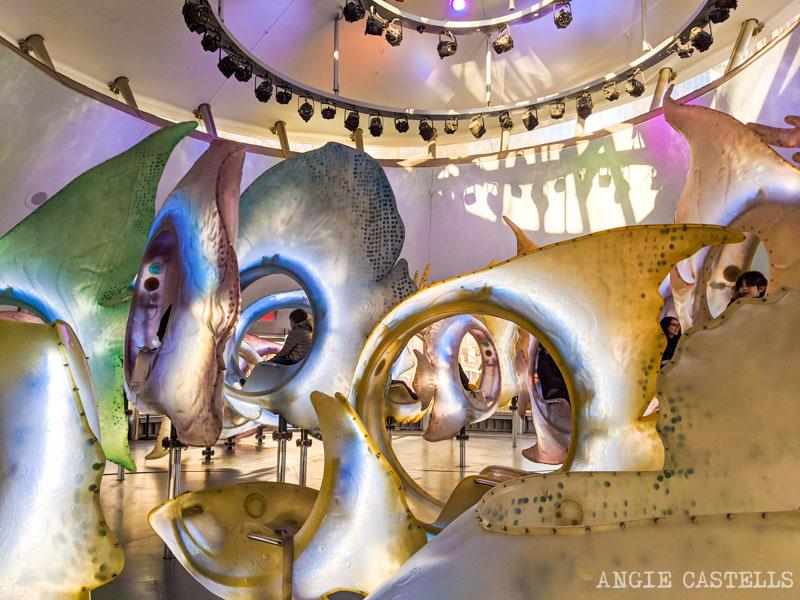 Qué hacer en el Distrito Financiero de Nueva York - Seaglass Carousel