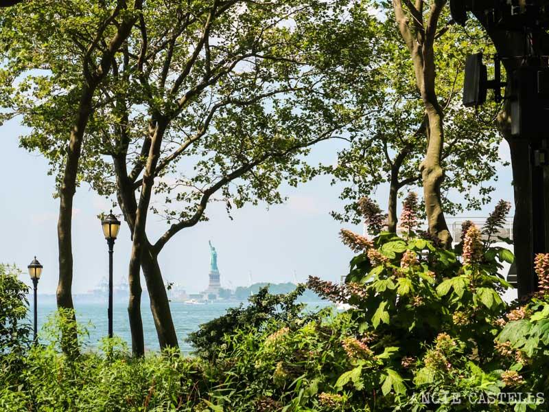 Qué ver en el Distrito Financiero de Nueva York - Battery Park y Estatua de la Libertad
