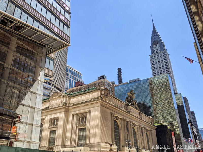 El rascacielos One Vanderbilt y subir al observatorio Summit, en Nueva York