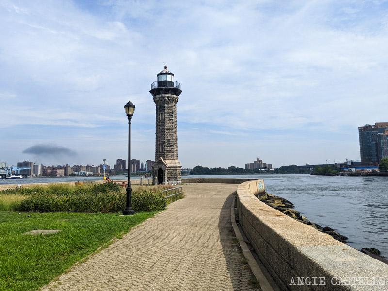 Qué ver en Roosevelt Island - El faro Blackwell Lighthouse