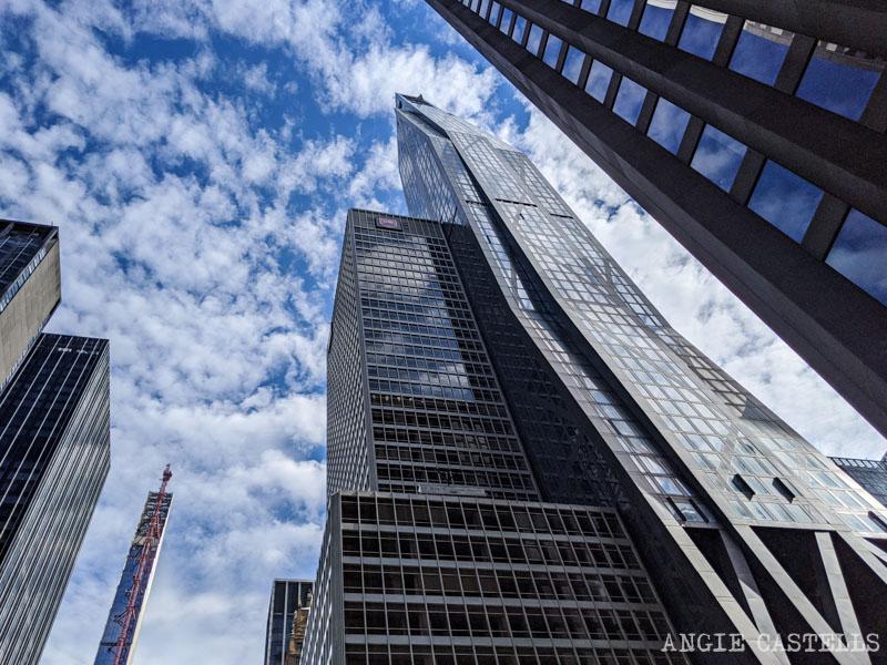 El rascacielos 53 West 53 y el museo MoMa