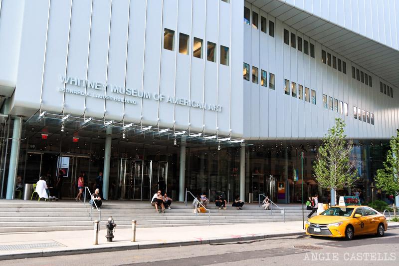 Los mejores museos de Nueva York - Museo Whitney de arte americano