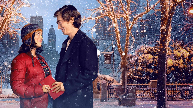 Películas ambientadas en Navidad en Nueva York - Dash and Lily 1500