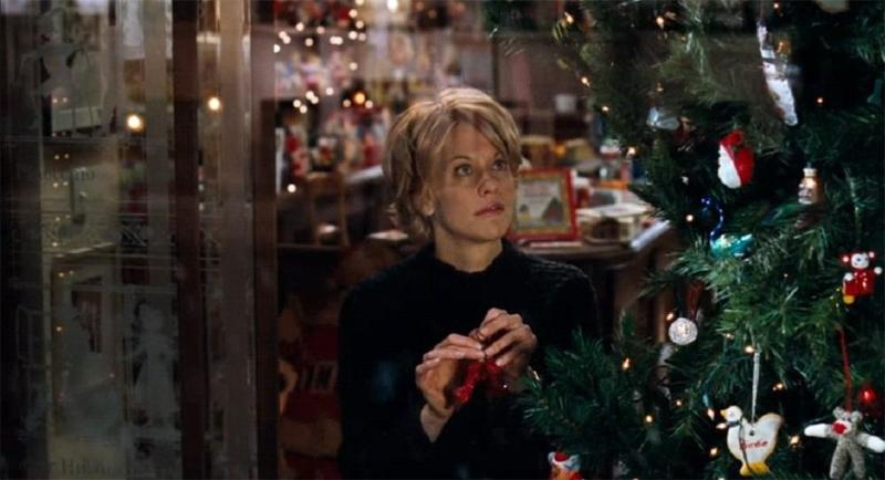 Películas ambientadas en Navidad - Tienes un email