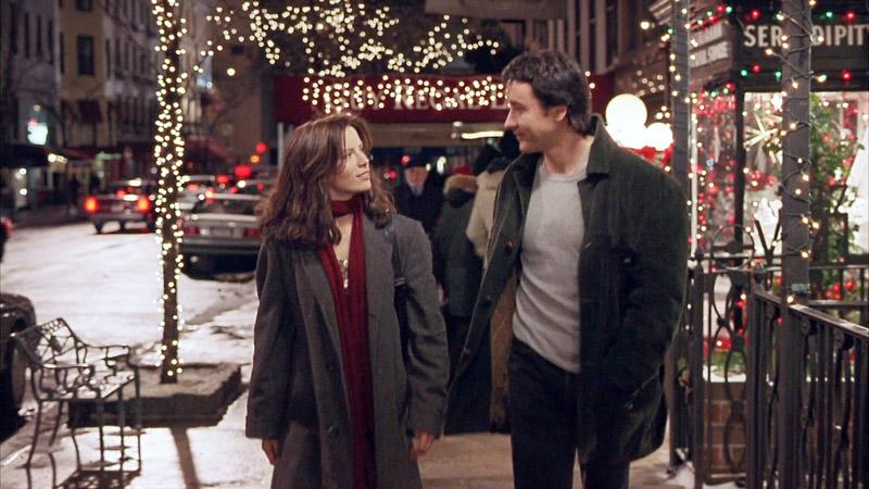 Películas de Navidad en Nueva York - Serendipity