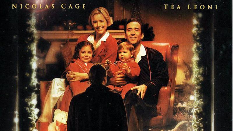 Películas de Navidad en Nueva York - The Family Man