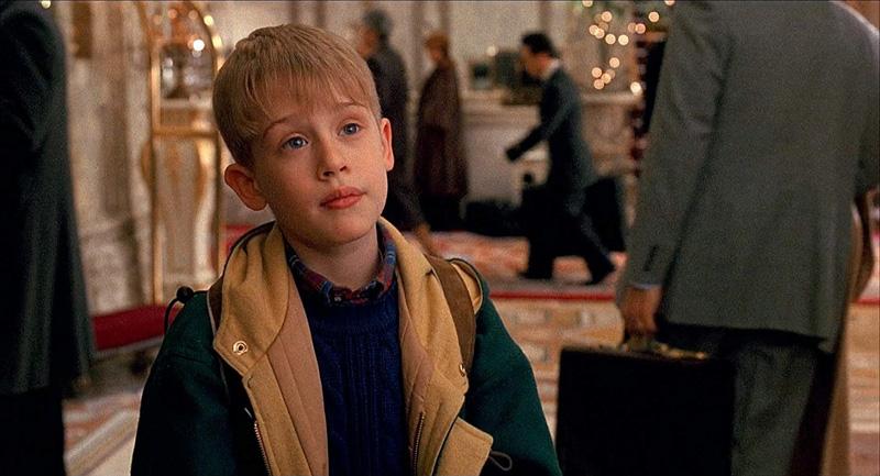 Películas rodadas en Nueva York en Navidad - Solo en Casa 2