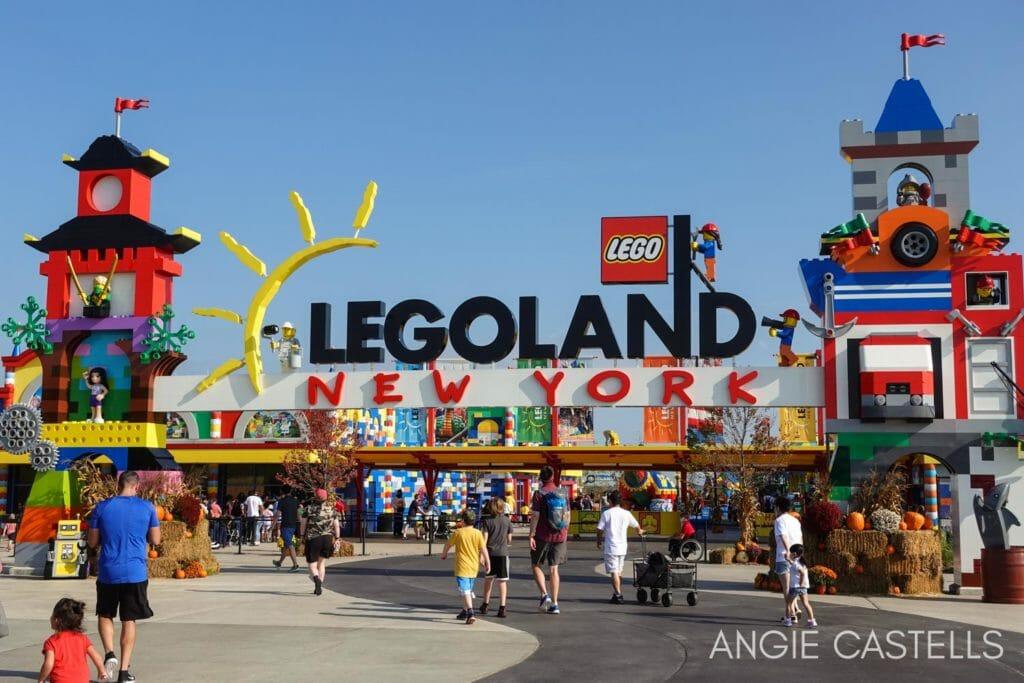 Visitar Legoland Nueva York - Como llegar, entradas y consejos