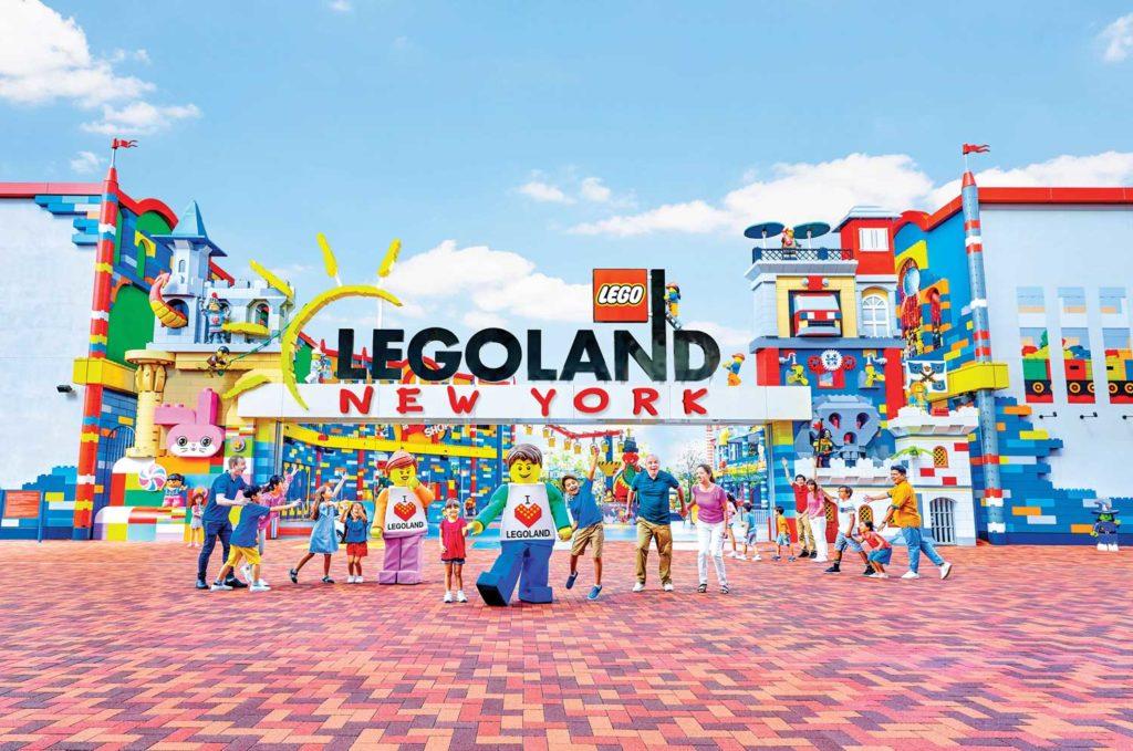 Cómo visitar Legoland Nueva York - Entradas y como llegar