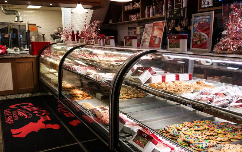 Visitar Carlo¡s Bake Shop, la tienda de Cake Boss en Hoboken