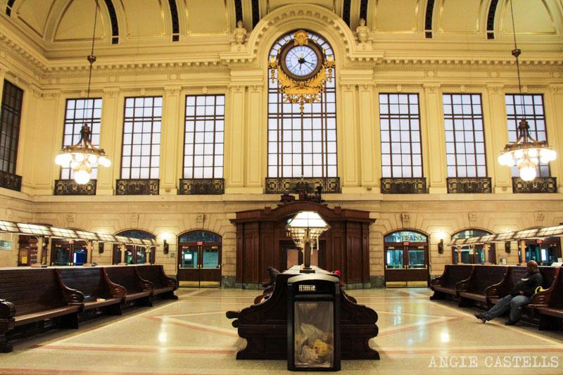 Visitar Hoboken en una excursión desde Nueva York - Estación de Hoboken