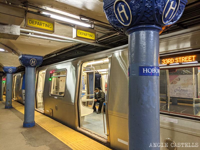 Cómo usar el tren PATH de Nueva Jersey hasta Hoboken